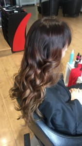 hair colouring services in Flamouth at NV Hairdressing