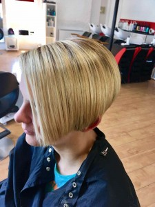 free haircuts from Falmouth hairdressers at NV Hairdressing