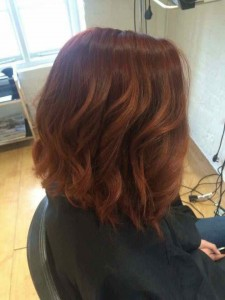 2018 hair trends in Falmouth from NV Hairdressing