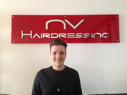 Liam - NV Hairdressing Falmouth