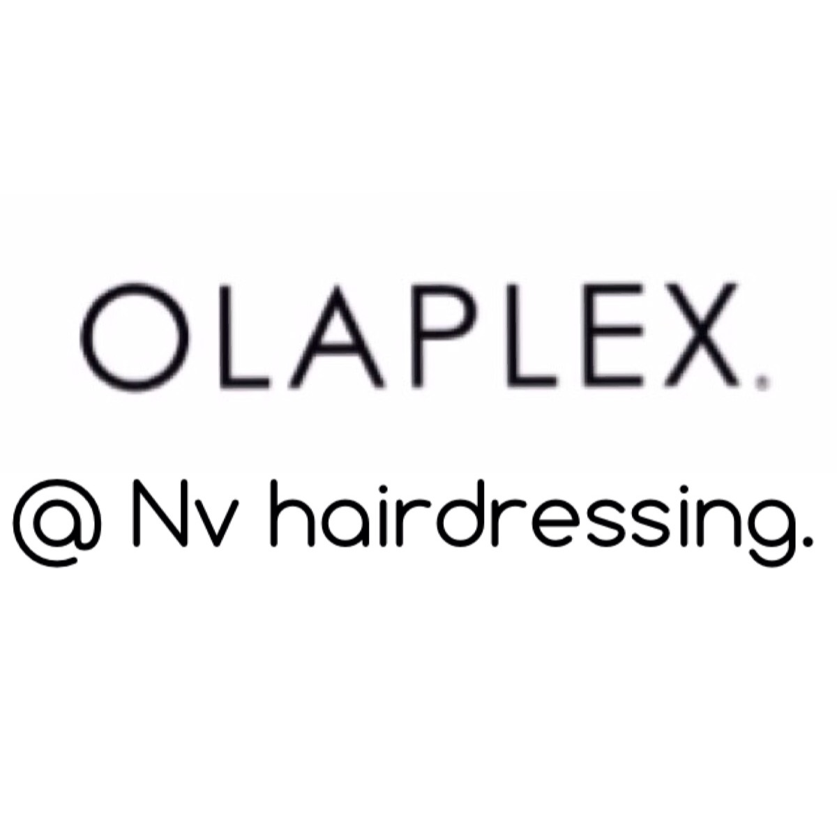 Olaplex treatments in Falmouth at NV Hairdressing